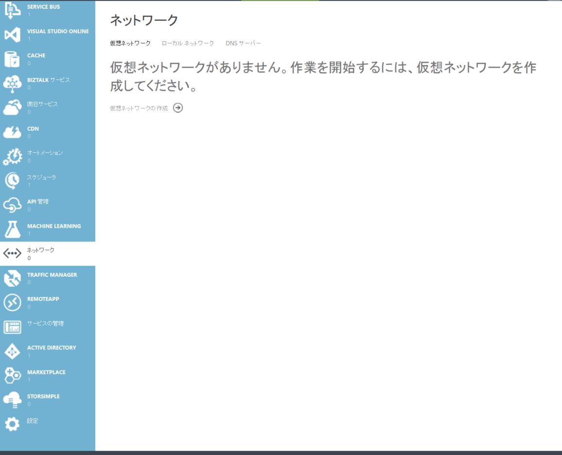 ネットワークページ